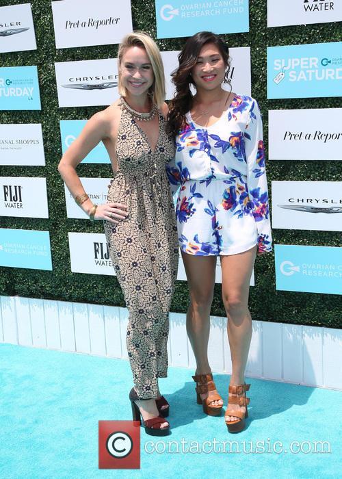 Becca Tobin and Jenna Ushkowitz 7