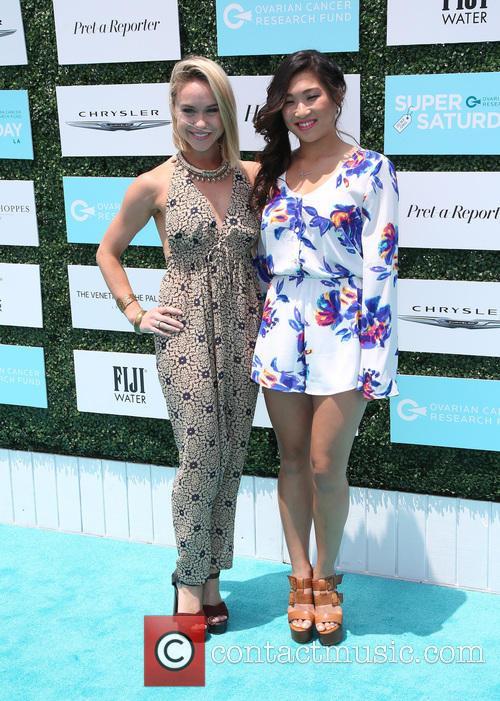 Becca Tobin and Jenna Ushkowitz 11