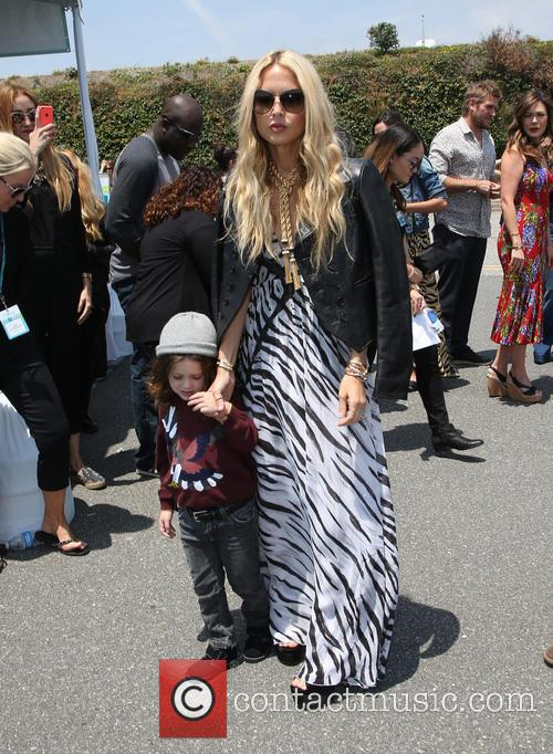 Rachel Zoe and Skyler Morrison 5