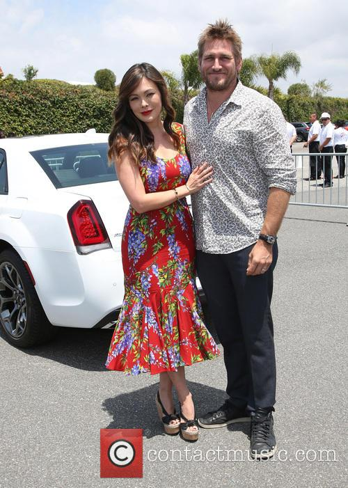 Lindsay Price and Curtis Stone 6
