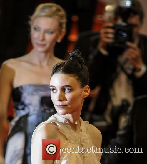 Rooney Mara and Cate Blanchett 4
