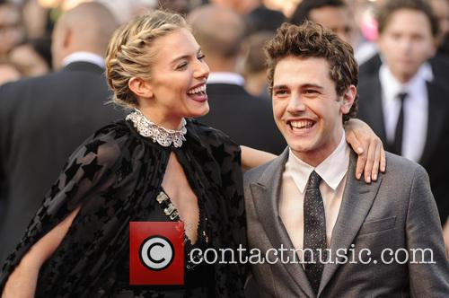 Sienna Miller and Xavier Dolan 2