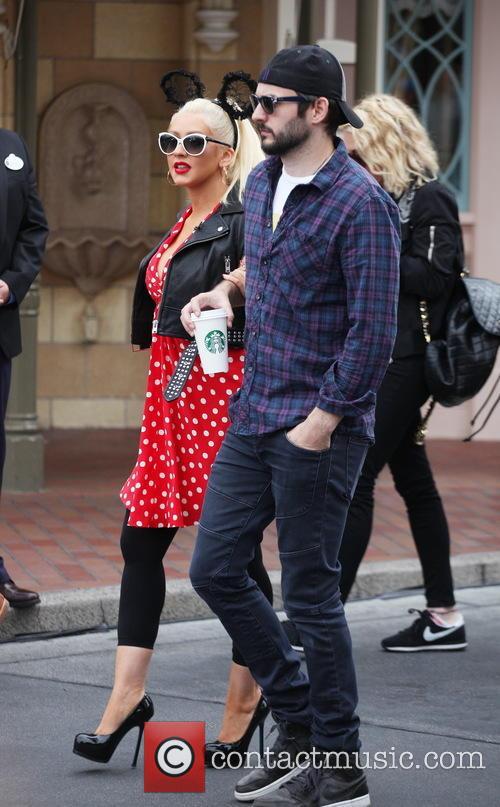 Christina Aguilera and Matthew Rutler 11
