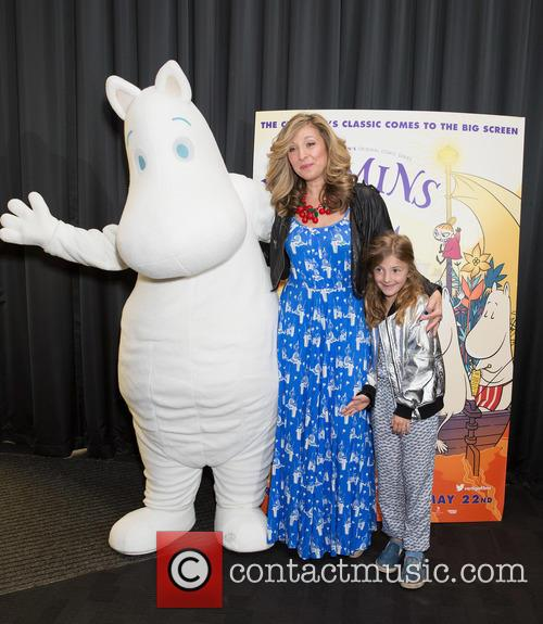 'The Moomins On The Riviera' premiere