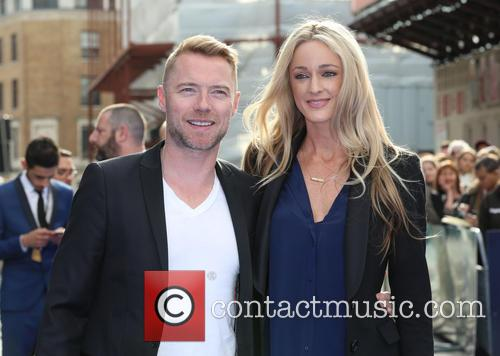 Ronan Keating and Storm Uechtritz 7
