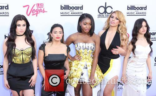 Dinah, Lauren Jauregui, Ally Brooke, Normani Hamilton, Fifth Harmony and Billboard 1
