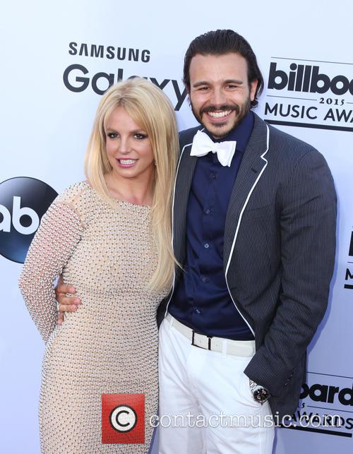 Britney Spears and Charlie Ebersol 2