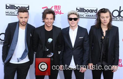 Liam Payne, Louis Tomlinson, Niall Horan and Harry Styles Of One Direction 4
