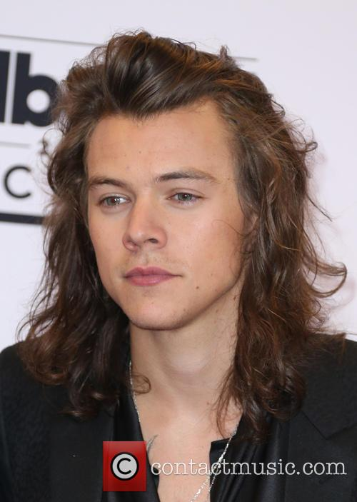 Harry Styles of One Direction at the 2015 Billboard Music Awards