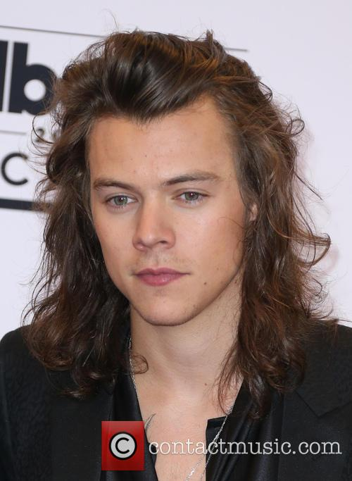 Harry Styles, One Direction and Billboard 3