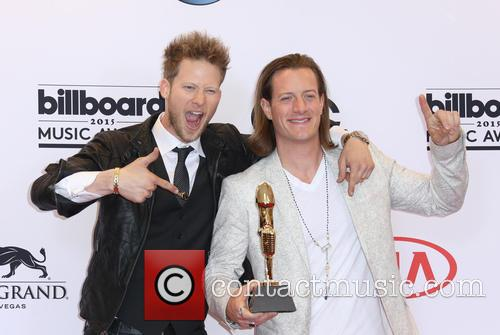Billboard, Brian Kelley and Tyler Hubbard 3