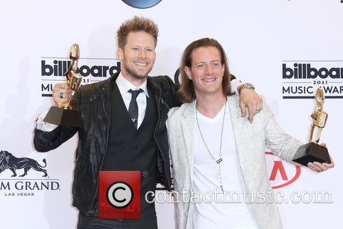 Billboard, Brian Kelley and Tyler Hubbard 4