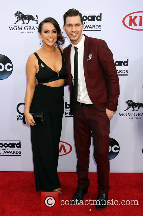 Andy Grammer and Aijia Grammer 2