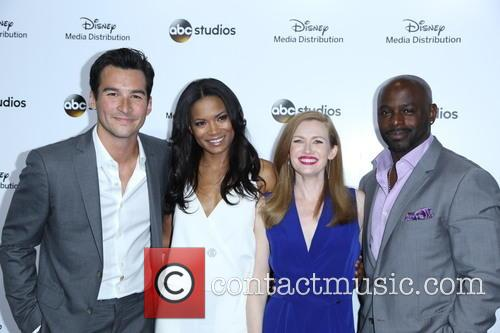 2015 Disney Media Distribution International Upfronts - Arrivals