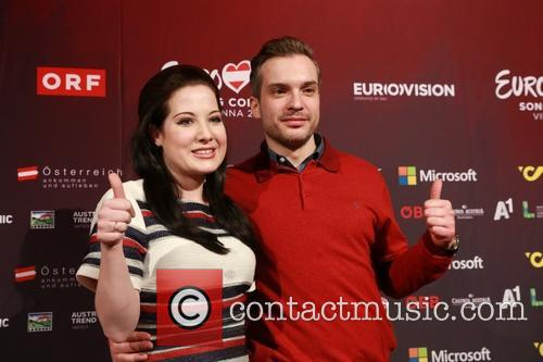Eurovision Song Contest and Electro Velvet - Alex Larke Bianca Nichols 7