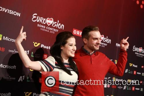 Eurovision Song Contest and Electro Velvet - Alex Larke Bianca Nichols 11