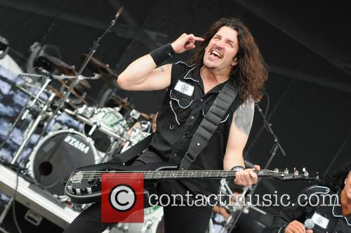 Frank Bellow and Anthrax 3