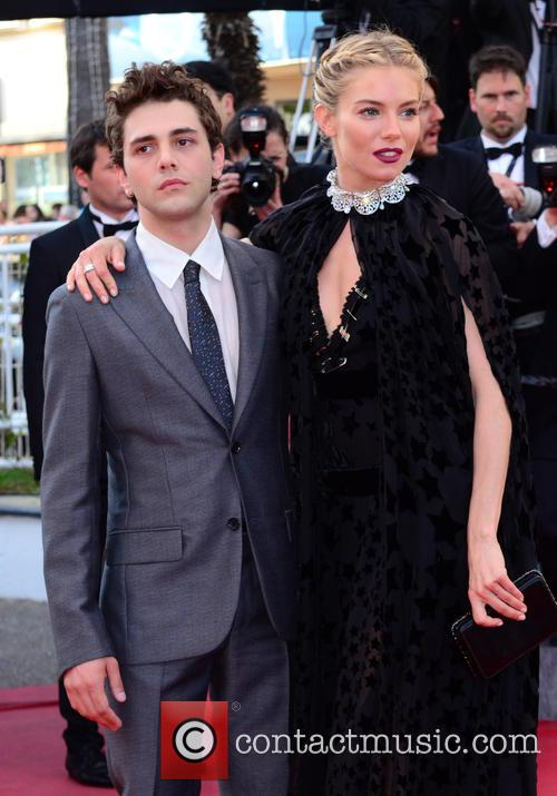 Sienna Miller and Xavier Dolan 3