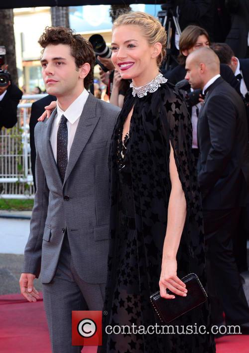 Sienna Miller and Xavier Dolan 4