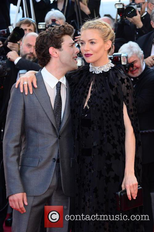 Sienna Miller and Xavier Dolan 5