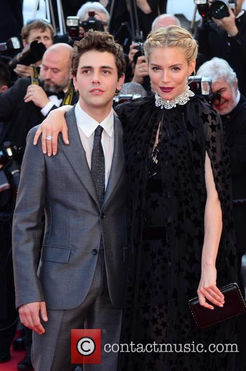 Sienna Miller and Xavier Dolan 1