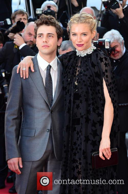 Sienna Miller and Xavier Dolan 7
