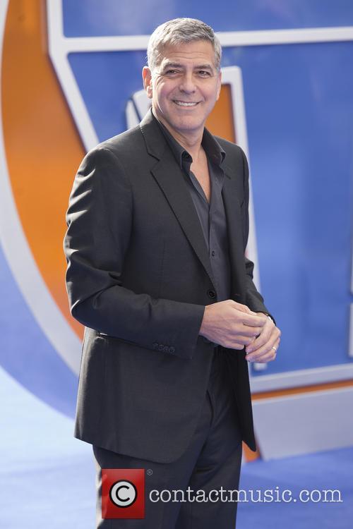 Goerge Clooney 1