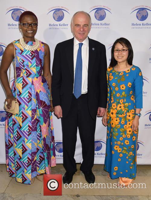 Helen Keller, Demina Mkumbwa, Dr.david Nabarro and Ngot Phan 7