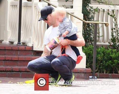 James Van Der Beek and Joshua Van Der Beek 10