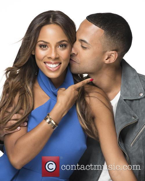 Rochelle Humes and Marvin Humes 2