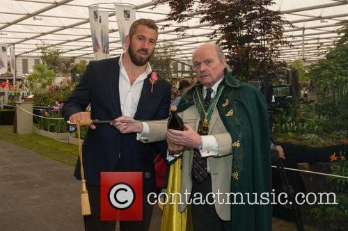 Chris Robshaw (l) 2