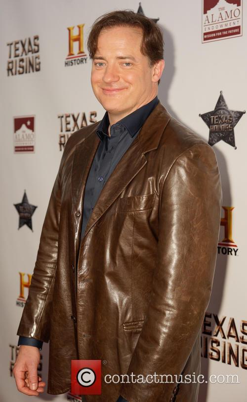Brendan Fraser 1