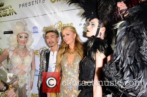Paris Hilton and Guests 2