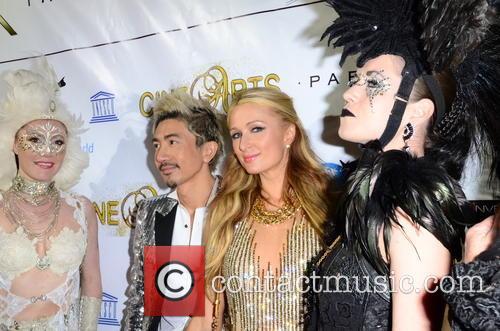 Paris Hilton and Guests 3