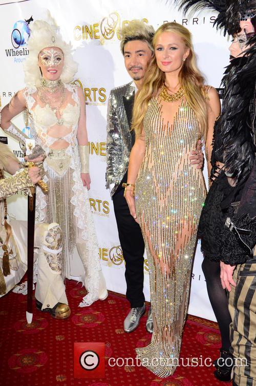 Paris Hilton and Guests 6
