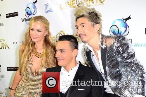 Paris Hilton and Guests 8