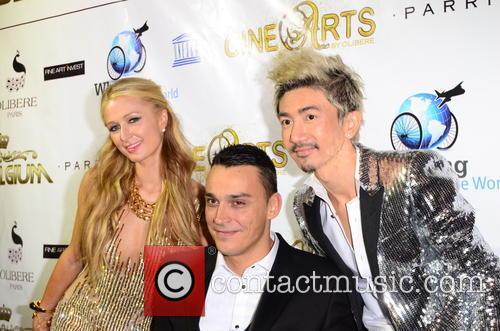 Paris Hilton and Guests 9