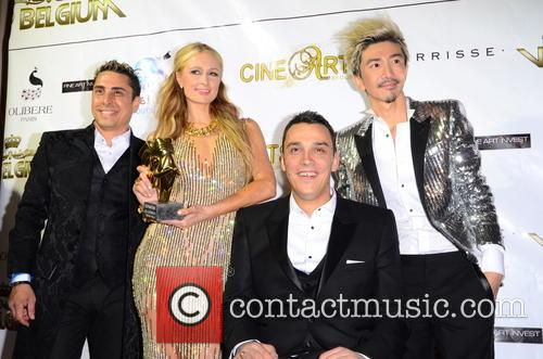 Paris Hilton and Guests 10