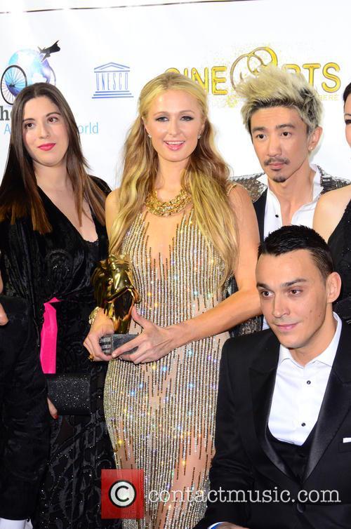 Paris Hilton and Guests 11