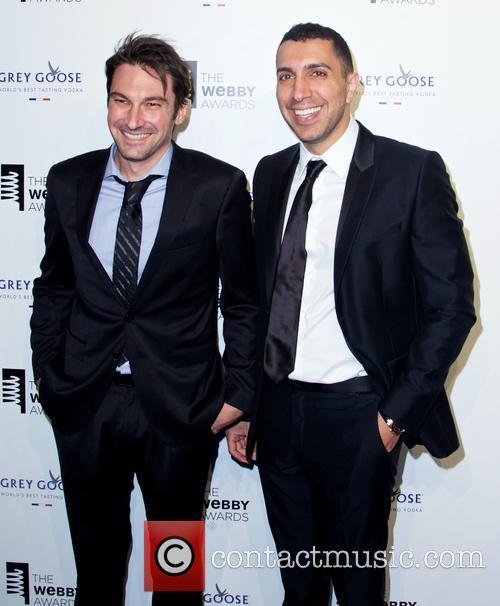 Jonathan Badeen and Sean Rad 2