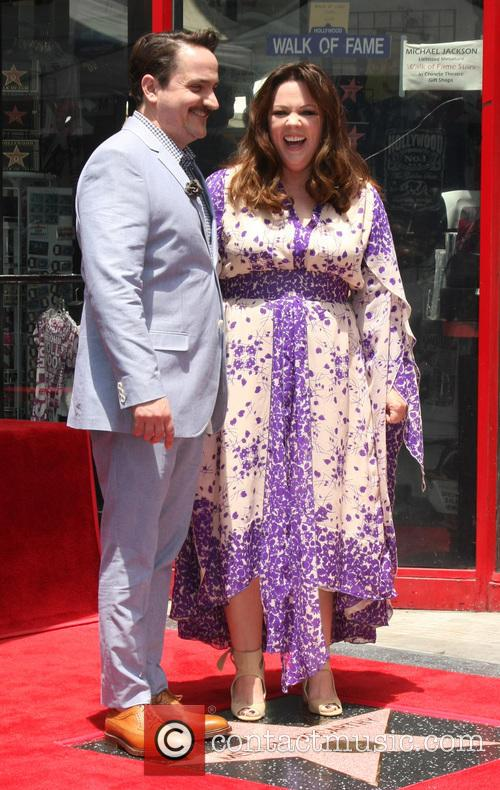 Ben Falcone and Melissa Mccarthy 2