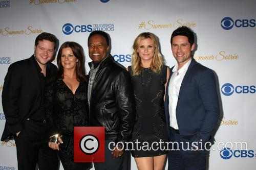 Harry Ford, Marcia Gay Harden, William Allen Young, Bonnie Sommerville and Ben Hollingsworth
