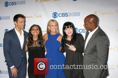 Cameron Mathison, Nischelle Turner, Nancy O'dell, Pauley Perrette and Kevin Frazier 3