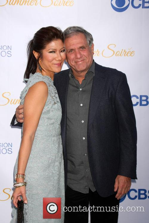 Julie Chen and Les Moonves 7