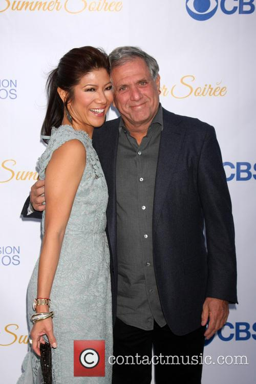 Julie Chen and Les Moonves 8