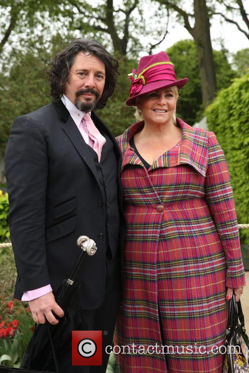 Laurence Llewelyn-bowen and Jackie Bowen 2