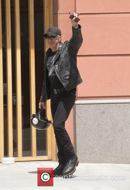 Dee Snider out and about in Beverly Hills