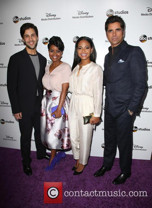 Josh Peck, Kelly Jenrette, Christina Milian and John Stamos 5