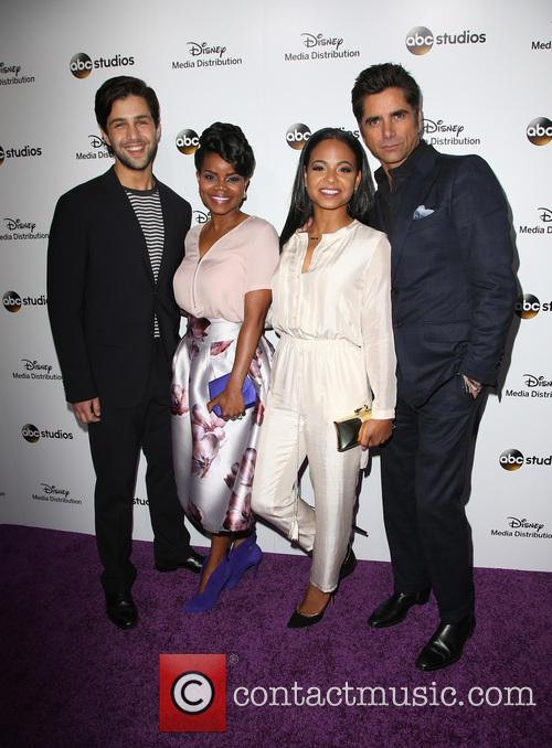 Josh Peck, Kelly Jenrette, Christina Milian and John Stamos 6