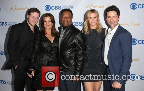 Harry Ford, Marcia Gay Harden, William Allen Young, Bonnie Somerville and Ben Hollingsworth